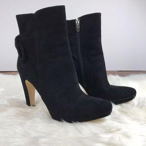 Joan & David Bernisa High Heel Ankle Boots